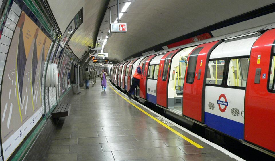 Fermata London Tube