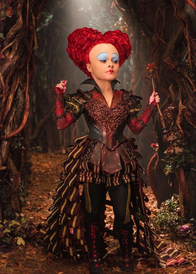 Alice attraverso lo specchio i costumi di colleen atwood - Alice e lo specchio ...