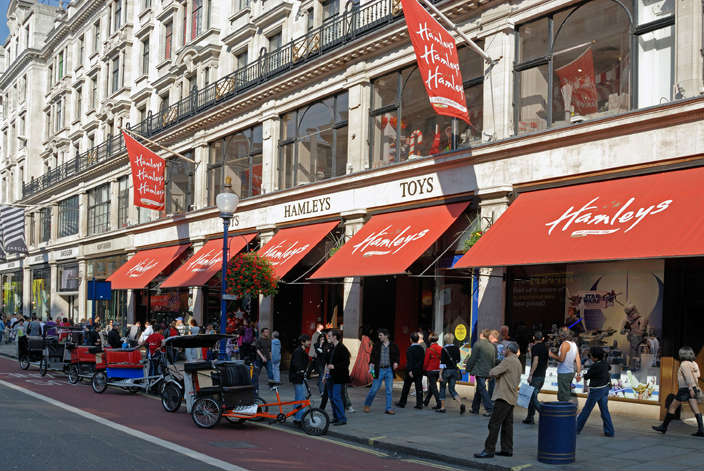 Hamley's, London
