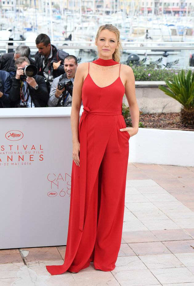 Blake Lively al Festival di Cannes 2016