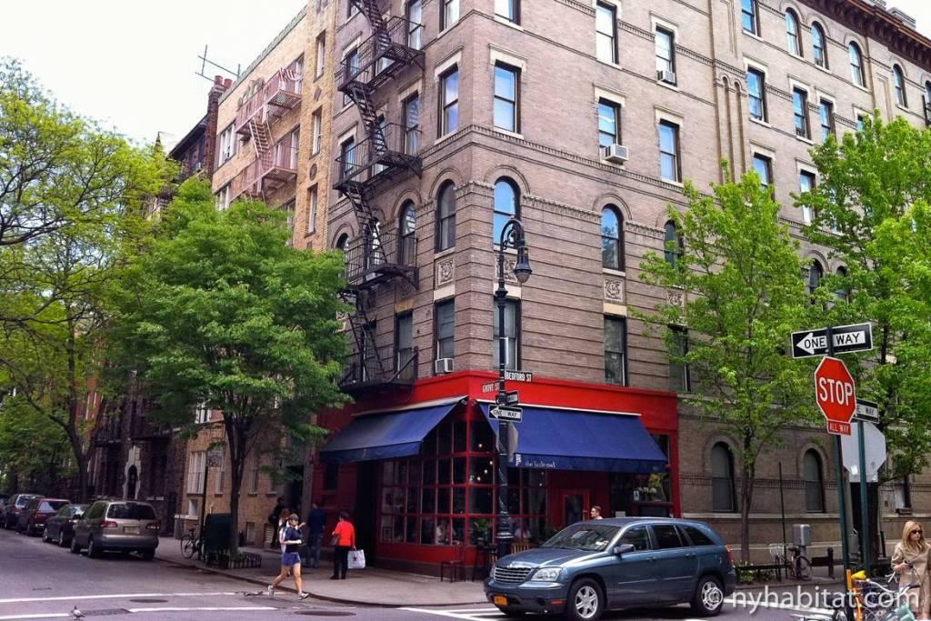 mete cinematografiche new york - appartamento friends