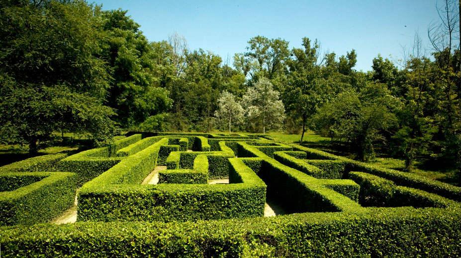 Labirinti famosi - Labirinto parco della preistoria