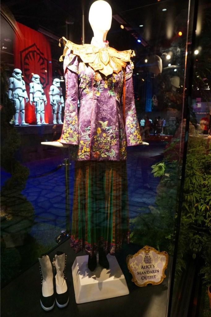 Alice attraverso lo specchio i costumi di colleen atwood - Cast alice attraverso lo specchio ...