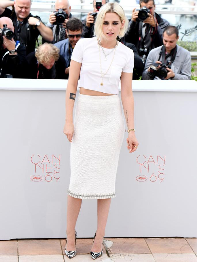Kristen Stewart a Cannes 2016
