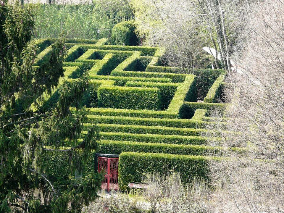 Labirinti famosi - labirinto castello di san pelagio