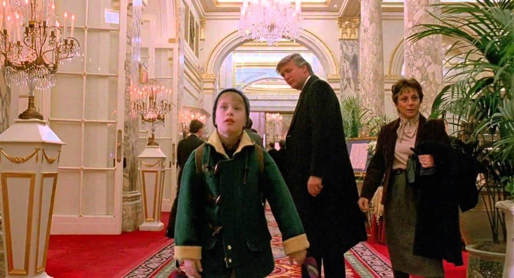 mete cinematografiche new york - mamma ho riperso l'aereo plaza hotel