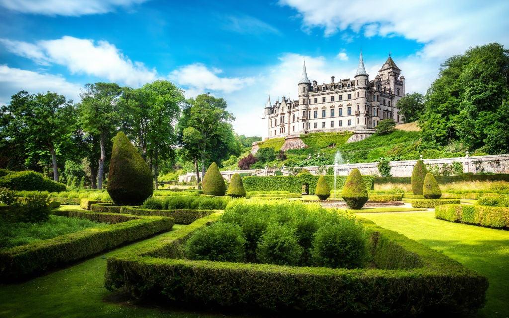 Scozia - Dunrobin Castle