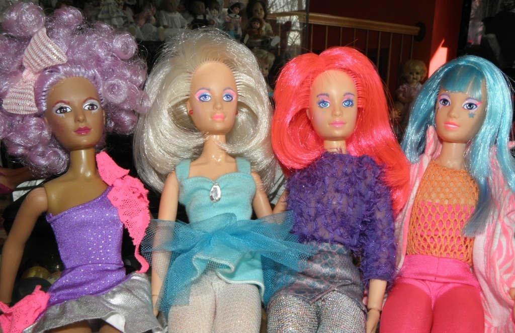 Jem e le Holograms bambole