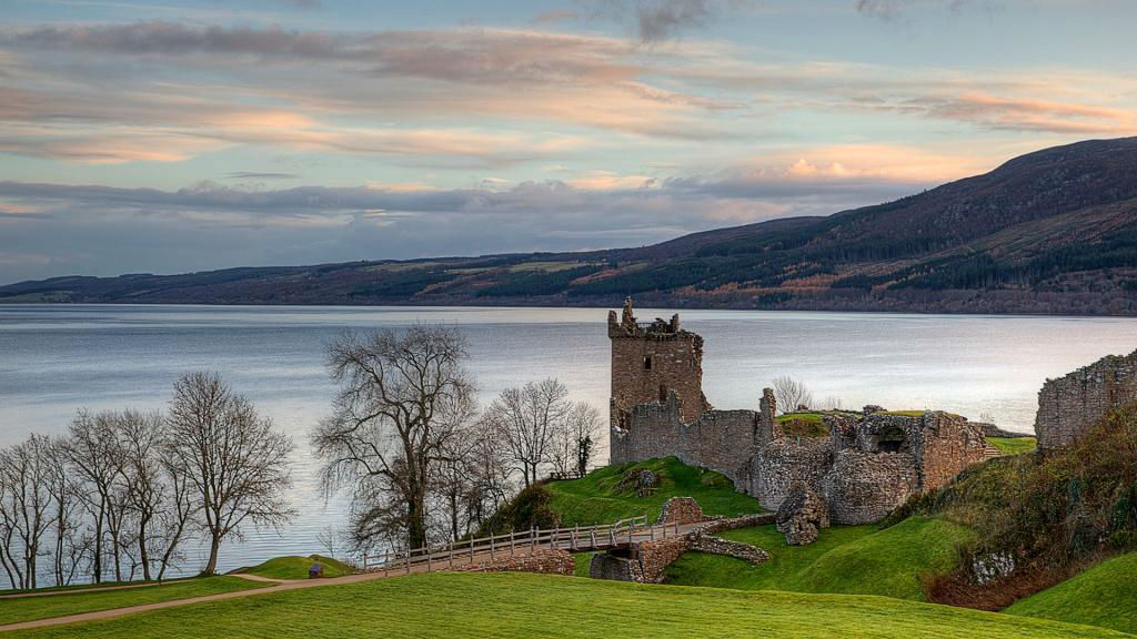 Scozia - Loch Ness e Urquhart Castle