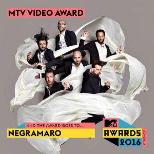 Negramaro_MTV-VIDEO-AWARD