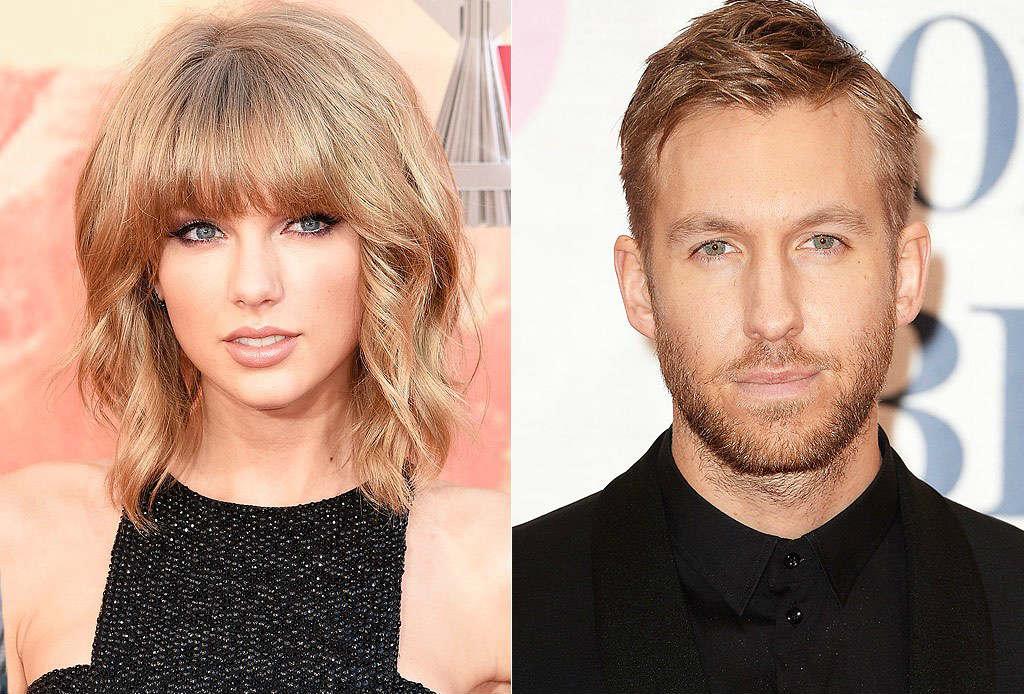 Taylor Swift e Calvin Harris 1