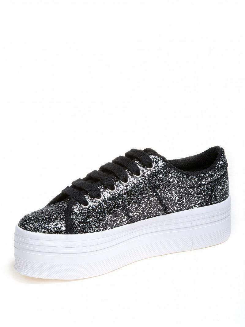 Jeffrey Campbell Black Platform Shoes