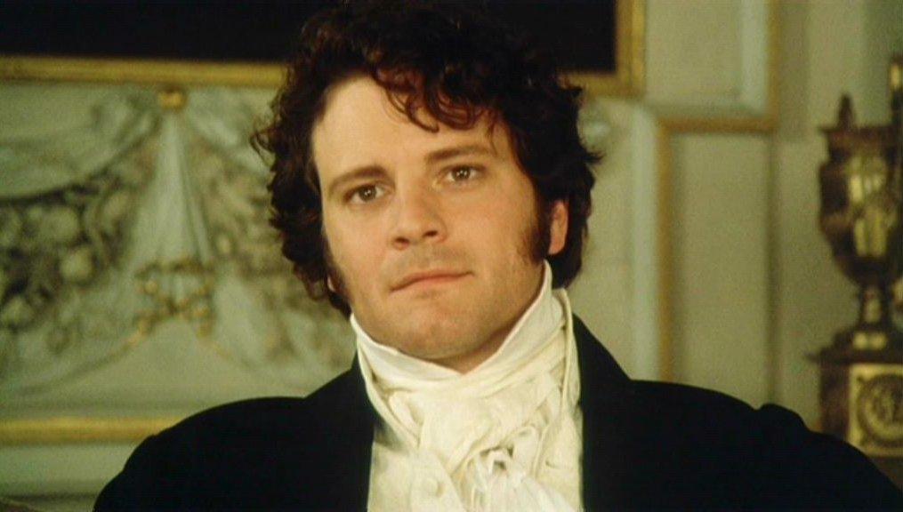 Bridget Jones - Colin Firth come Mr Darcy