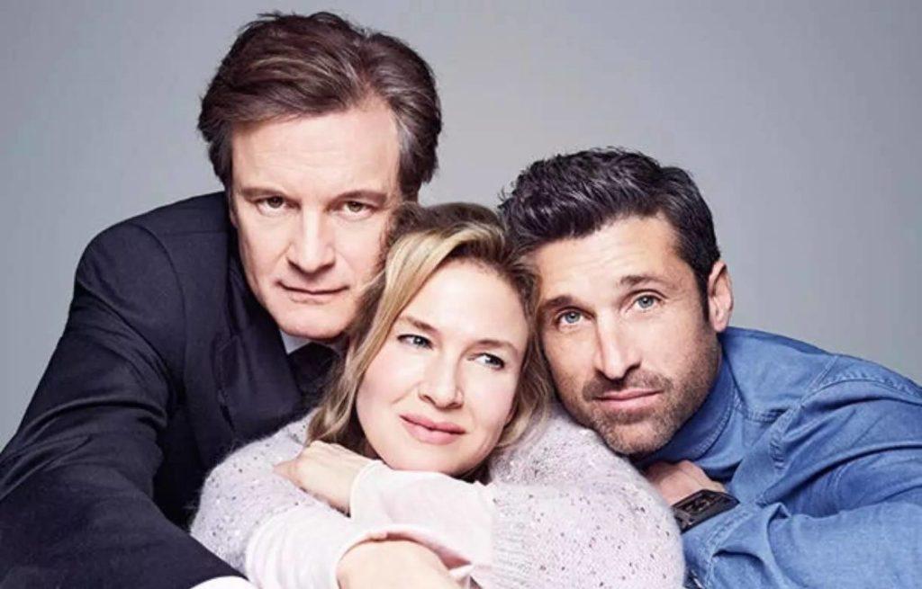 Bridget Jones cast terzo film