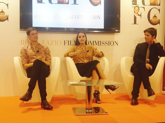 conferenza stampa 2night di Ivan Silvestrini