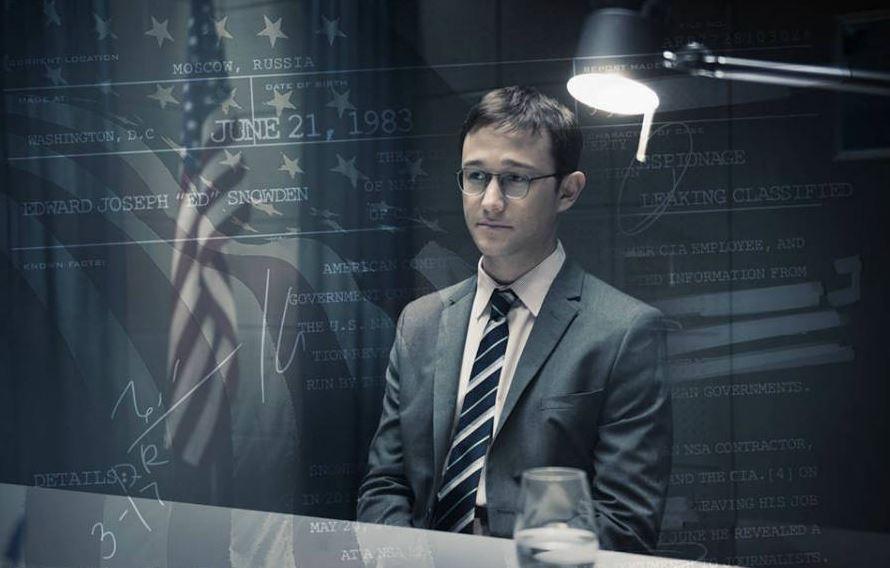 Joseph Gordon Levitt in Snowden di Oliver Stone