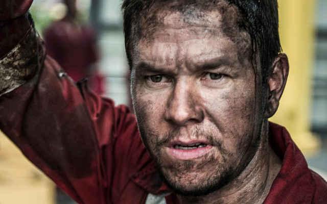 Mark Wahlberg presenta a Roma Deepwater