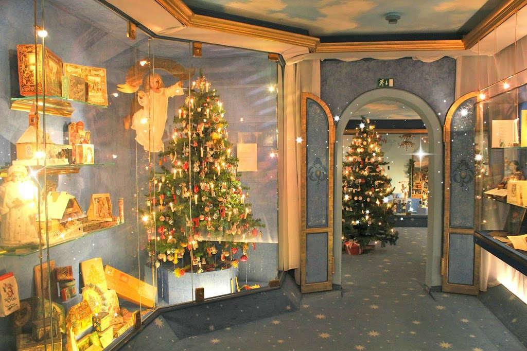 Il museo del natale a rothenburg ob der tauber