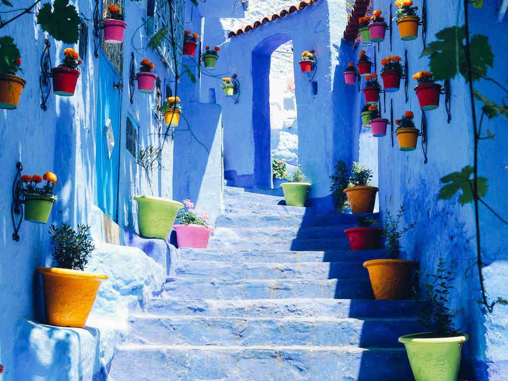 Chefchaouen-la-città-azzurra-del-Marocco