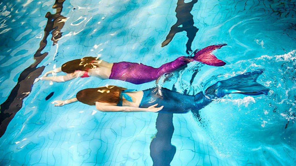 mermaiding scuole sirene