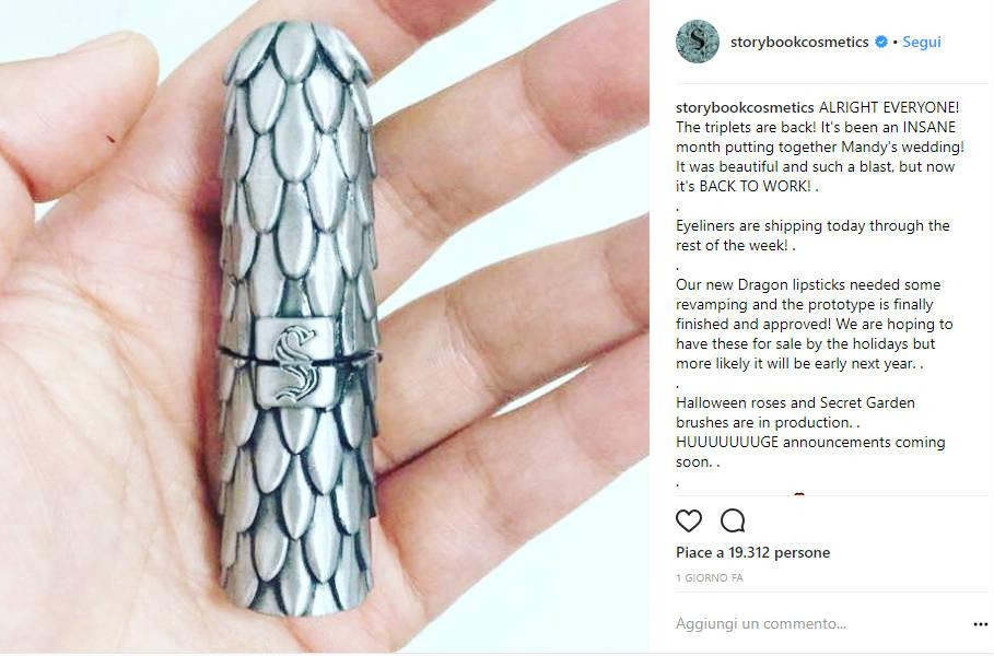 Rossetti Daenerys Storybook Cosmetics