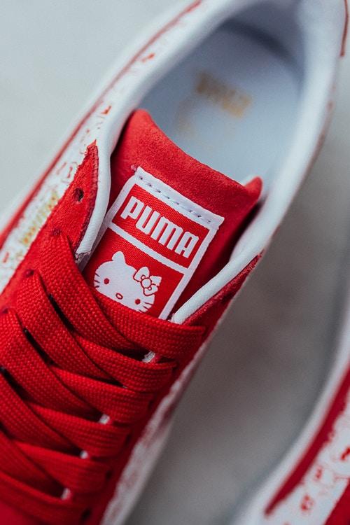 Hello Kitty per Puma collaborazione
