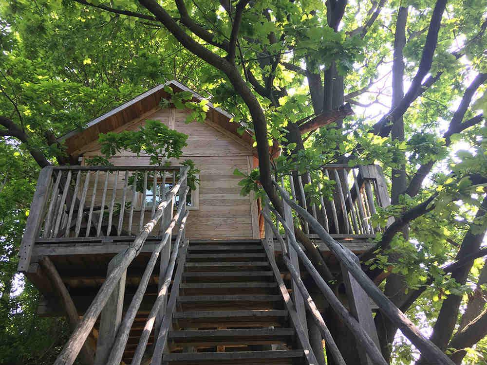 casa sull'albero italia