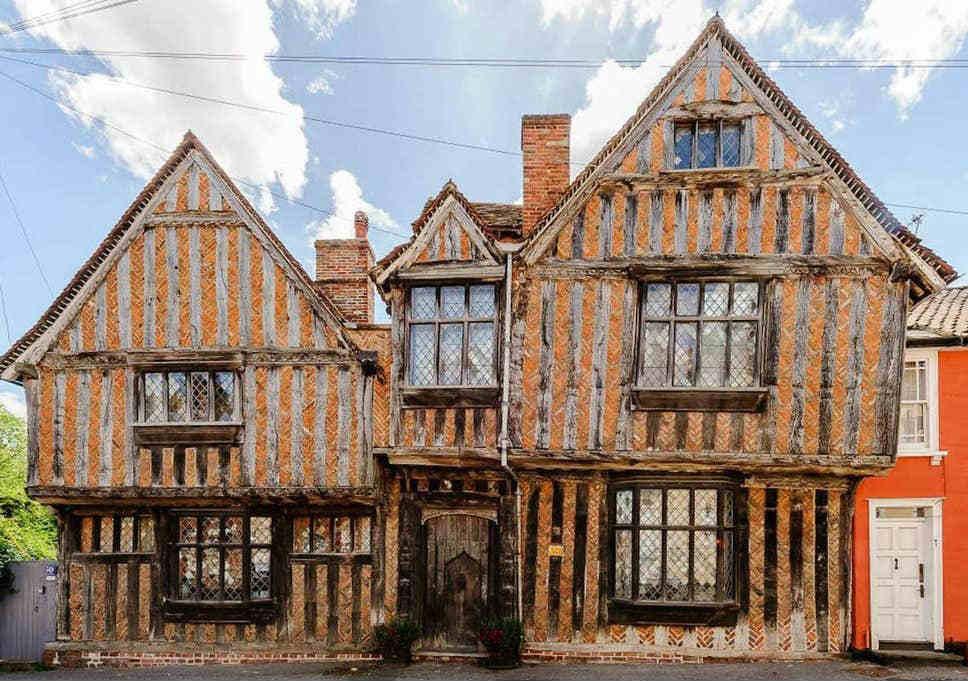 casa di Harry Potter a Godric's Hollow