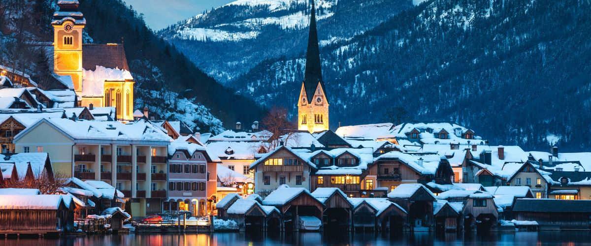 Hallstatt-austria-frozen