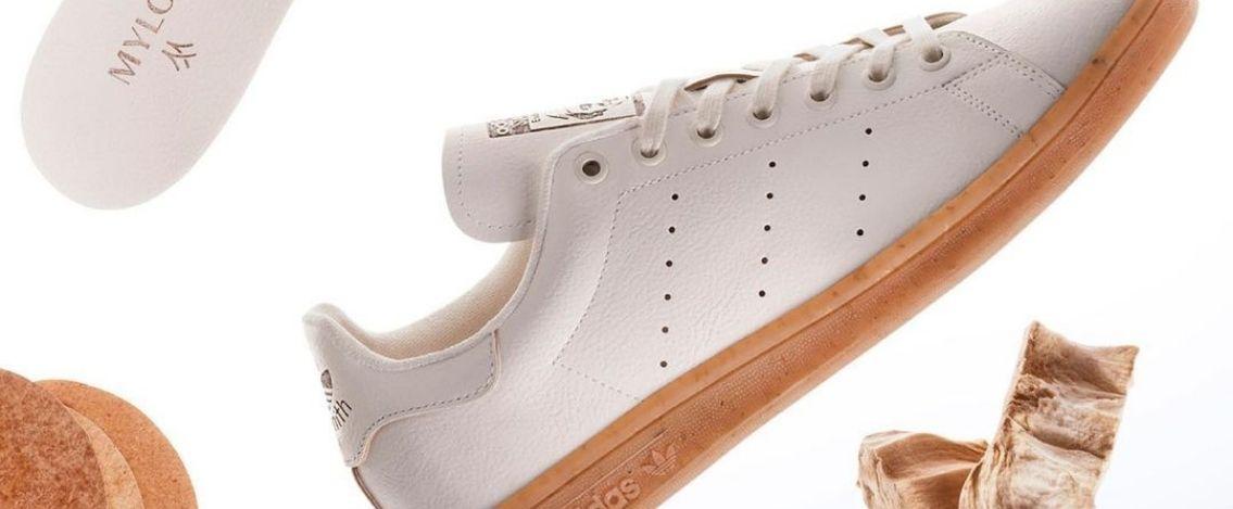 Adidas lancia le prime sneakers prodotte con i funghi