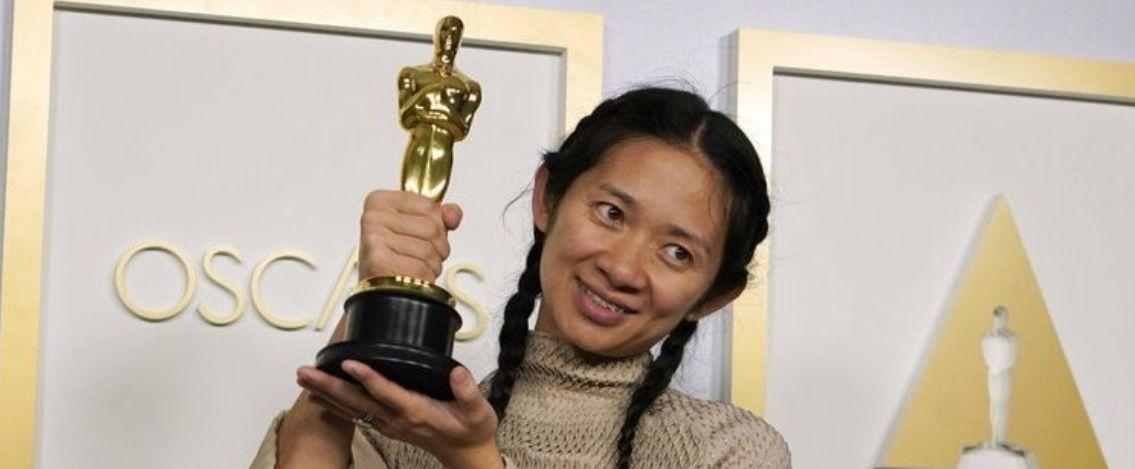 Chloé Zhao, chi è la regista che ha trionfato agli Oscar 2021