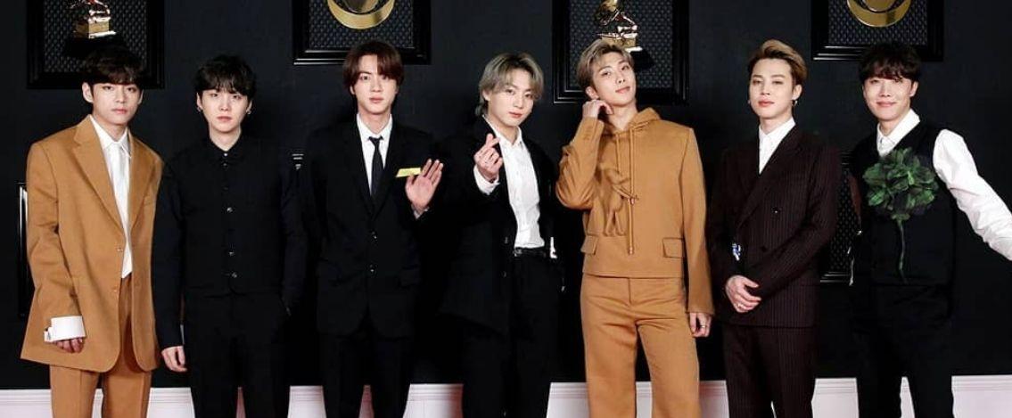 Louis Vuitton sceglie il famoso gruppo BTS come House Ambassador