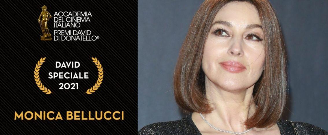 A Monica Bellucci andrà uno 'speciale' David di Donatello