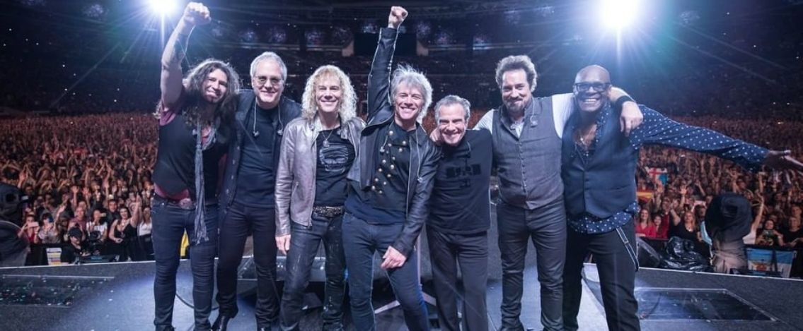 Bon Jovi, il film concerto arriva al cinema a giugno in esclusiva mondiale