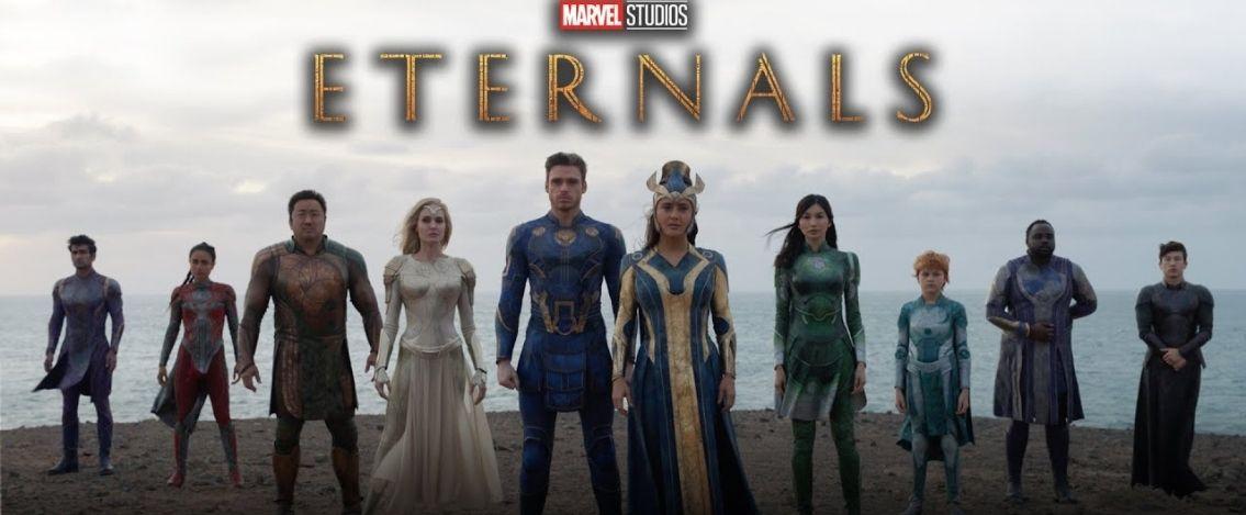 Eternals, rilasciato l'emozionante teaser trailer dell'attesissimo film