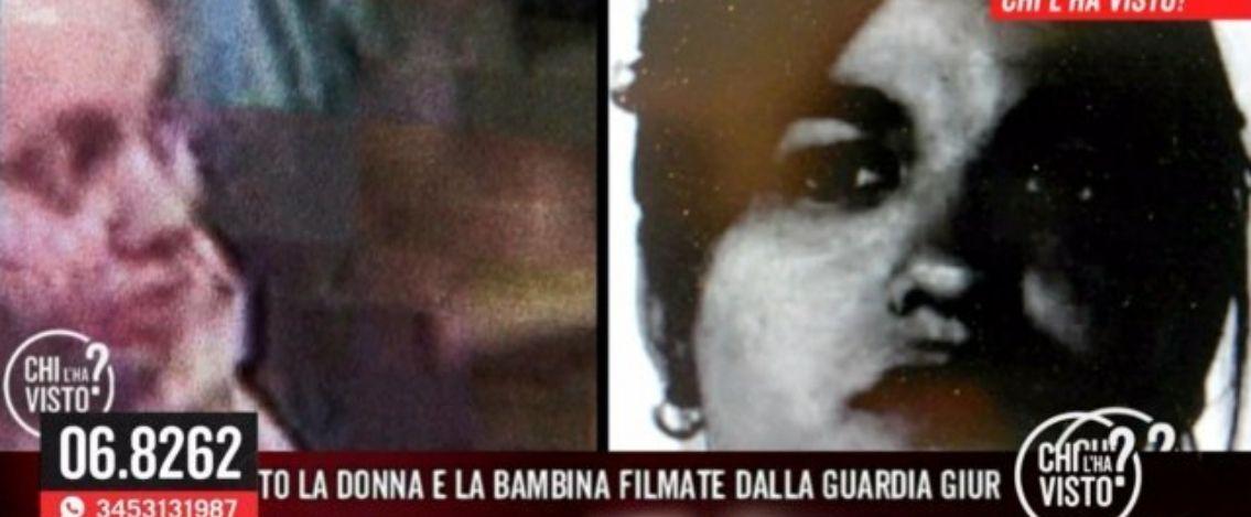 """Denise Pipitone """"Ho visto la donna con la bambina del video della guardia giurata"""""""