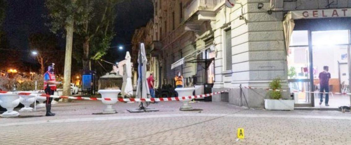 Voghera, sparatoria in piazza assessore uccide un uomo di 39 anni
