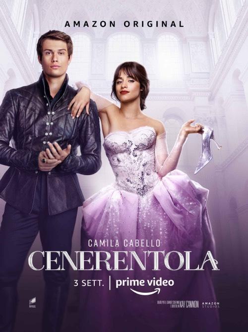 """""""Cenerentola"""": data d'uscita e trailer del film con Camila Cabello"""