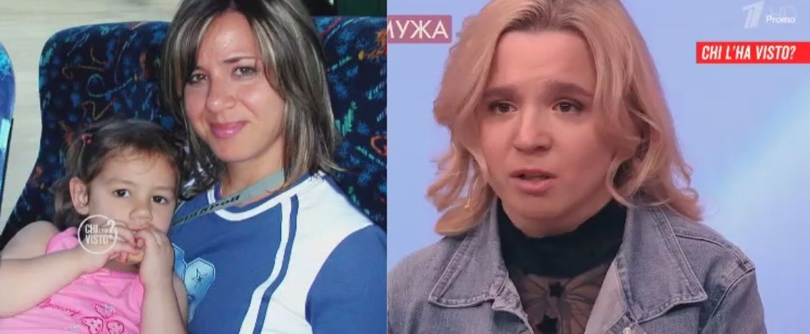 A Chi l'ha visto il caso Olesya e le piste di Maria Angioni sul caso Pipitone