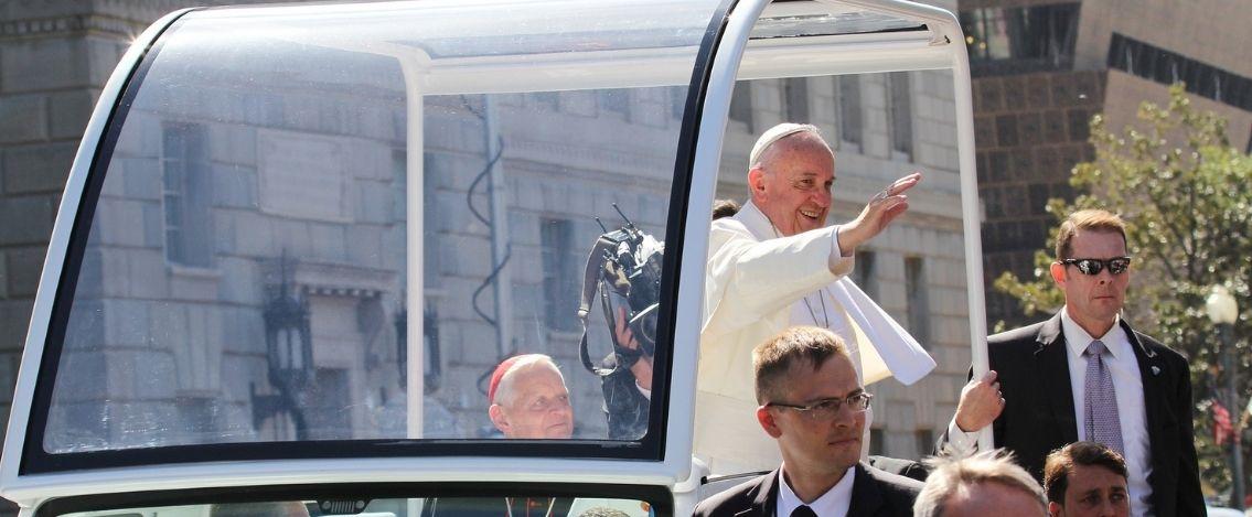Papa Francesco risponde alle voci su un possibile Conclave