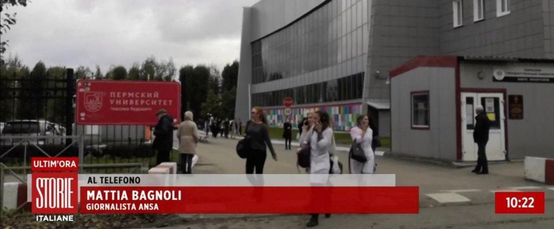 Russia, sparatoria all'università di Perm. Ci sono morti e feriti
