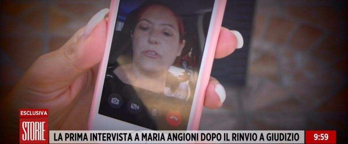 Storie Italiane, oggi l'intervista completa a Maria Angioni