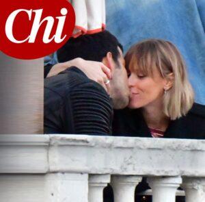 Matteo Giunta e Federica Pellegrini a Venezia: ecco le foto