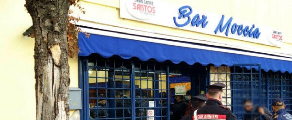 Chiuso bar Moccia, Zingaretti Via un simbolo di criminalità organizzata