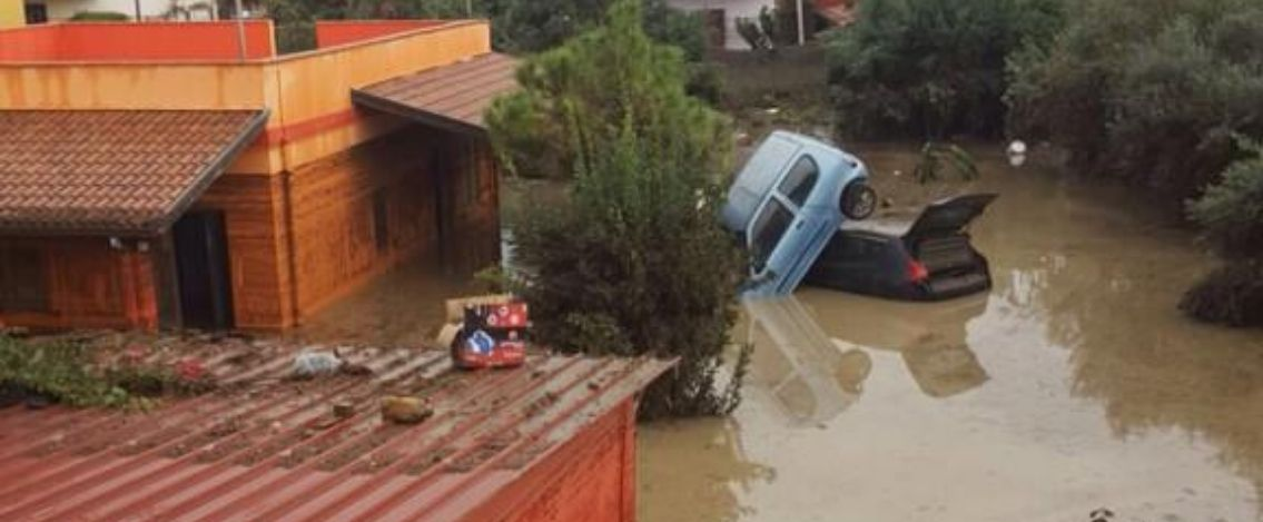 Sicilia, il maltempo provoca altra vittima ritrovato l'uomo disperso