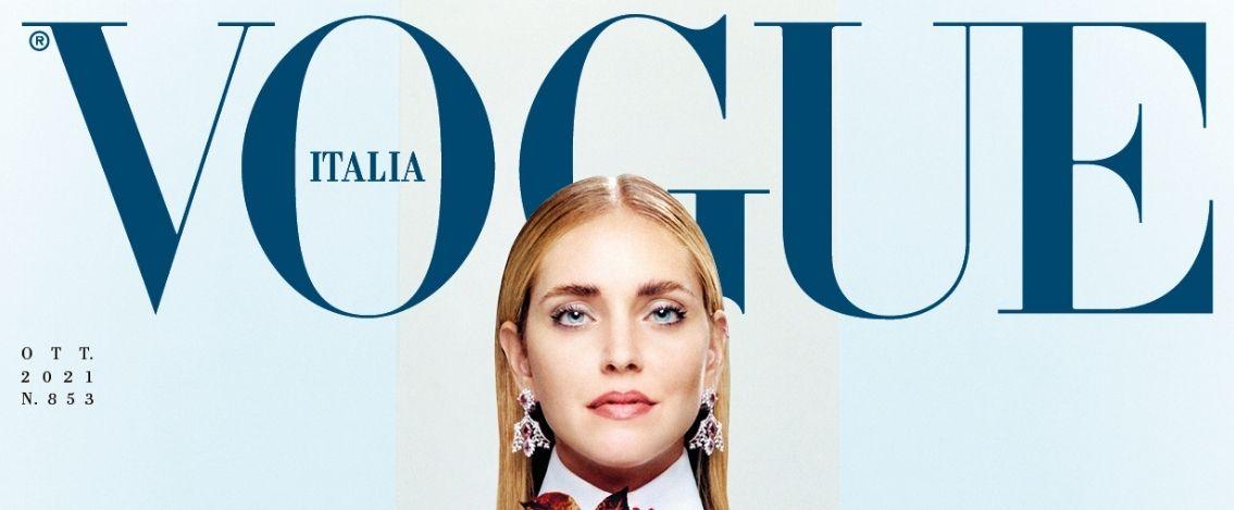 Vogue Italia, Chiara Ferragni sulla copertina del prossimo numero